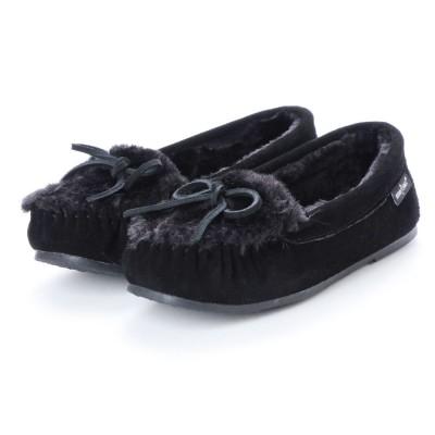 ミネトンカ Minnetonka KYLAH SLIPPER 40729 (BLACK)