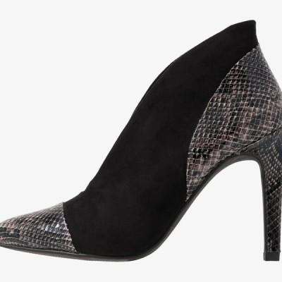 マルコトッツイ レディース 靴 シューズ High heeled ankle boots - black