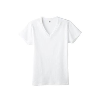 [グンゼ] インナーシャツ YV0215 メンズ ホワイト 日本 M-(日本サイズM相当)