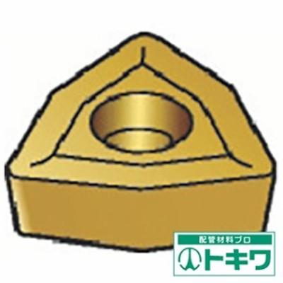 サンドビック コロマントUドリル用チップ 1020 LCMX040308T-53  1020 ( 2063000 ) 【10個セット】