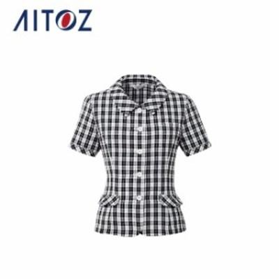 AZ-HCL5720 アイトス オーバーブラウス | 作業着 作業服 オフィス ユニフォーム メンズ レディース