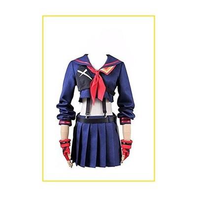 新品Expeke Halloween Girl's Battlesuit Ryuko Matoi Dress Outfit Cosplay Costume (M, Multicoloured)並行輸入品