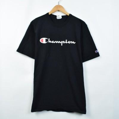 チャンピオン Champion ロゴプリントTシャツ メンズL /eaa027240