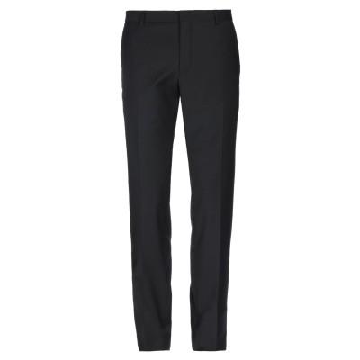 カルバン クライン CALVIN KLEIN パンツ ブラック 52 ウール 88% / ナイロン 8% / ポリウレタン 4% パンツ