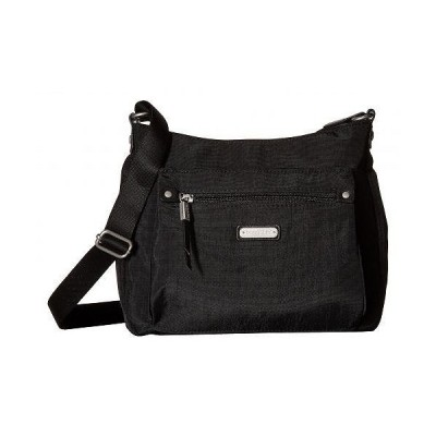 Baggallini バッガリーニ レディース 女性用 バッグ 鞄 バックパック リュック New Classic Uptown Bagg with RFID Phone Wristlet - Black