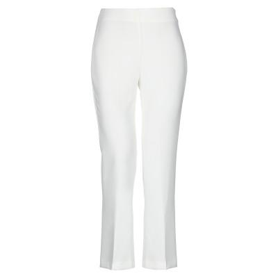 カオス KAOS パンツ ホワイト 40 ポリエステル 91% / ポリウレタン 9% パンツ