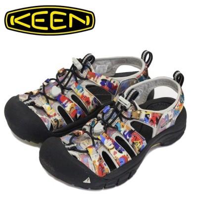 KEEN (キーン) 1022799 Women's NEWPORT H2 ニューポート エイチツー サンダル FACE KN477