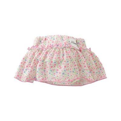 (チャックルベビー) chuckle BABY 水遊びおむつスカート型小花フリル柄 90cm 小花柄 M4317-90-20