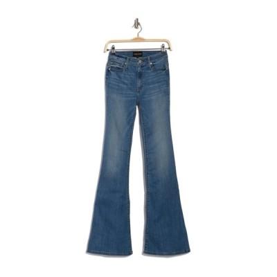 ブラックオーキッド レディース デニムパンツ ボトムス Mia Mid Rise Flare Jeans GOOD YEARS
