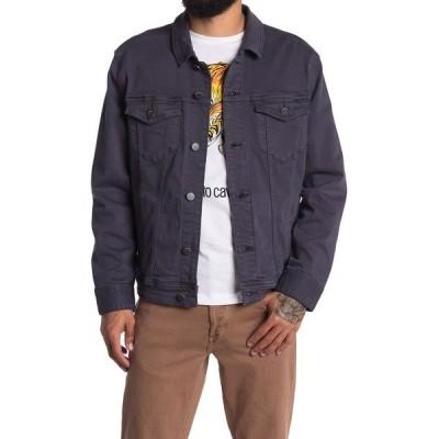 ブランクニューヨーク メンズ ジャケット&ブルゾン アウター Denim Trucker Jacket TIMBERWOLF