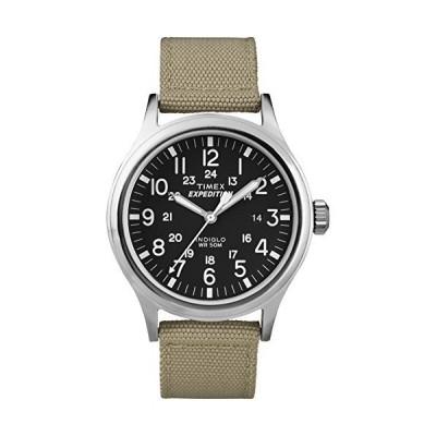 即納 腕時計 タイメックス TIMEX メンズ T49962 エクスペディション スカウト ナイロンバンド ケースサイズ40mm