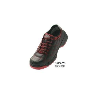 ダイナスティプロ ブラック+レッド 紐式 DYPR-23 ドンケル