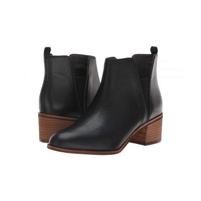 Dr. Scholl's ドクターショール レディース 女性用 シューズ 靴 ブーツ チェルシーブーツ アンクル Amara - Original Collection - Black Leather