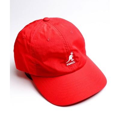 FUNALIVE / 【KANGOL】WR Nylon Baseball ナイロン ベースボールキャップ WOMEN 帽子 > キャップ