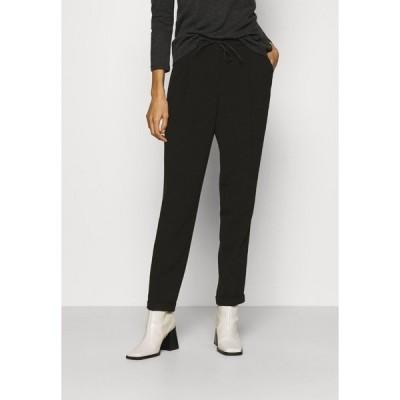 オーパス カジュアルパンツ レディース ボトムス MIEKA - Trousers - black