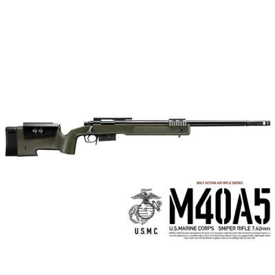 東京マルイ ボルトアクションエアーライフル M40A5 ODストック
