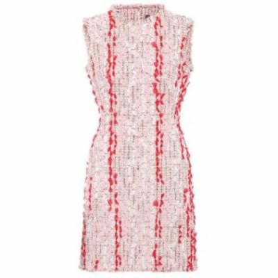 アレキサンダー マックイーン Alexander McQueen レディース ワンピース ワンピース・ドレス Tweed dress Mix