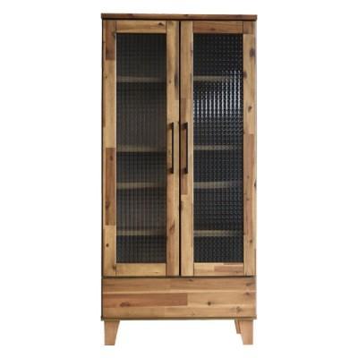 食器棚 ダイニングボード カップボード キッチンボード ダイニング 60cm幅 収納 (WEST COAST WIND 西海岸風キャビネット 60キャビネット)