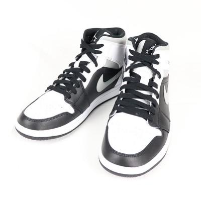 国内正規品 2020 NIKE Air Jordan 1 Mid White Shadow 【554724-073】 新品未使用品