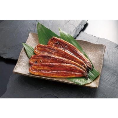 鰻楽 うなぎ蒲焼(九州産)長焼 480g(直送品)
