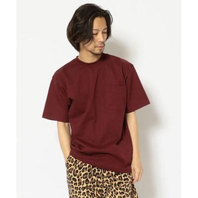 【ビーバー】 CAMBER/キャンバー Pocket T-Shirt 8oz. Max-Weight ポケットTシャツ メンズ B/GNDY L BEAVER