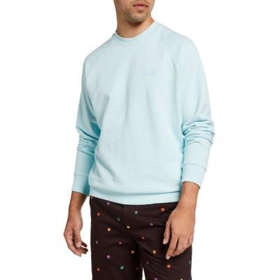 スコッチアンドソーダ メンズ シャツ トップス Men's Organic Cotton Crewneck Sweatshirt