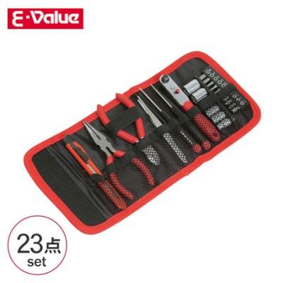 藤原産業 E-Value ミニツールセット 27pcs