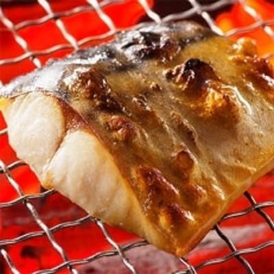 肉厚の塩サバ切身(昆布風味)30切れセット