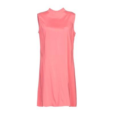 ロートレ ショーズ L' AUTRE CHOSE ミニワンピース&ドレス ピンク 44 シルク 93% / ポリウレタン 7% ミニワンピース&ドレス