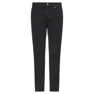 MIX DE RIEN パンツ ブラック 32 コットン 98% / ポリウレタン 2% パンツ