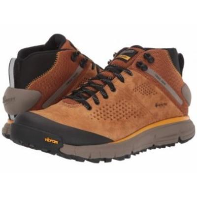 Danner ダナー メンズ 男性用 シューズ 靴 ブーツ ハイキング トレッキング 4 Trail 2650 Mid GTX Brown/Gold【送料無料】