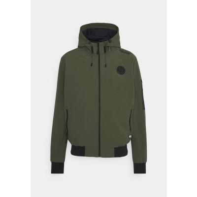 カーズジーンズ メンズ ファッション RONCATO - Summer jacket - army