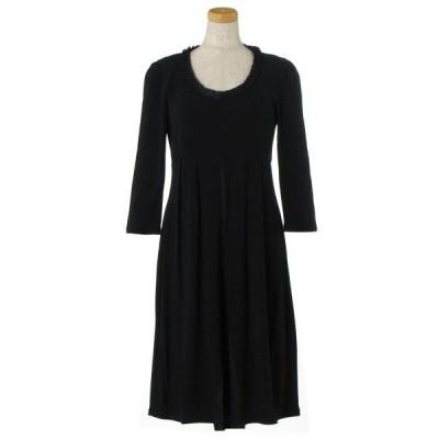 マックスマーラ ウィークエンド maxmara weekend レディース ドレス 12 mosa black bk