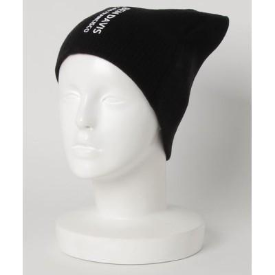 JEANS MATE / 【BEN DAVIS】リブニットキャップ WOMEN 帽子 > ニットキャップ/ビーニー