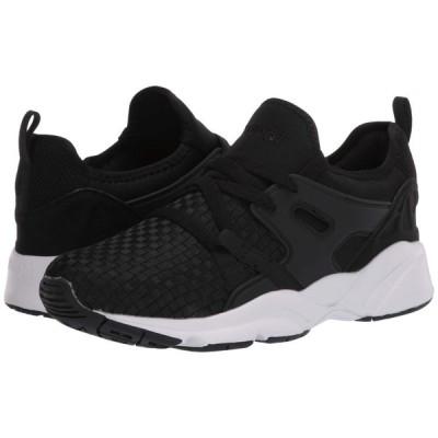 プロペット Propet レディース スニーカー シューズ・靴 Stability Ultraweave Black