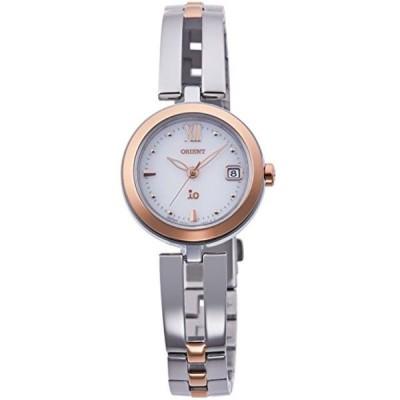 [オリエント]ORIENT iO イオ NATURAL&PLAIN LIGHT CHARGE 腕時計 RN-WG0002S レディース