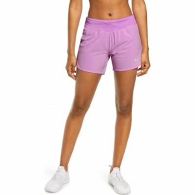 ナイキ NIKE レディース ランニング・ウォーキング ショートパンツ ボトムス・パンツ Eclipse Running Shorts Fuchsia Glow/Silver