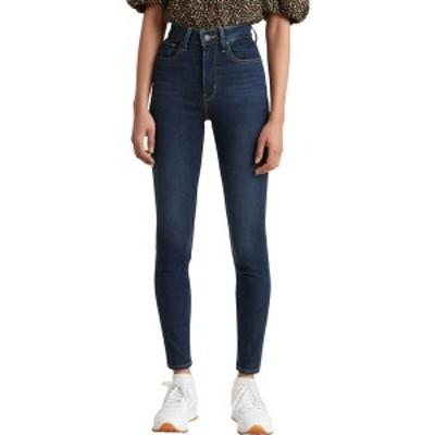 リーバイス レディース カジュアルパンツ ボトムス Levi's Women's 721 High Rise Skinny Jeans BogotaFeels