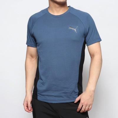 プーマ PUMA メンズ 半袖機能Tシャツ EVOSTRIPE Tシャツ 582778