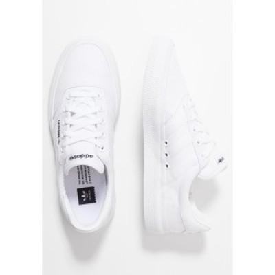 アディダスオリジナルス メンズ スニーカー シューズ 3MC - Trainers - footwear white footwear white