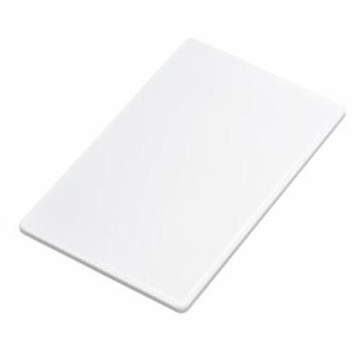 新輝合成 トンボ まな板 耐熱 38×24×厚さ1cm LL ノンスリップ加工 ホワイト