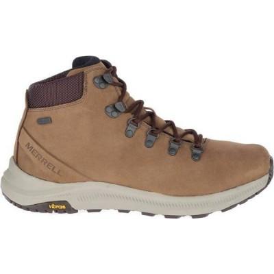 メレル メンズ ブーツ・レインブーツ シューズ Merrell Men's Ontario Mid Waterproof Hiking Boots