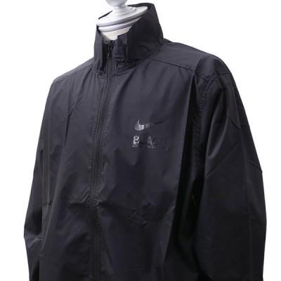 新品 ブラック コムデギャルソン BLACK COMME des GARCONS x ナイキ NIKE Zip Blouson ジャケット ブルゾン BLACK ブラック 黒 225000436051 OUTER