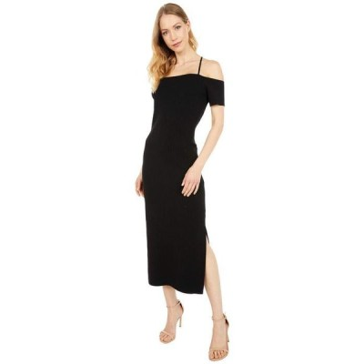 ワイフ レディース ワンピース トップス Deena Off Shoulder Knit Midi Dress