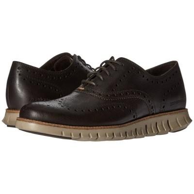コールハーン Cole Haan メンズ 革靴・ビジネスシューズ シューズ・靴 Zerogrand Wing Ox Java Leather Closed/Cobblestone