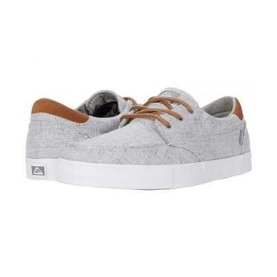 Reef リーフ メンズ 男性用 シューズ 靴 スニーカー 運動靴 Deckhand 3 TX - Grey/Chambray