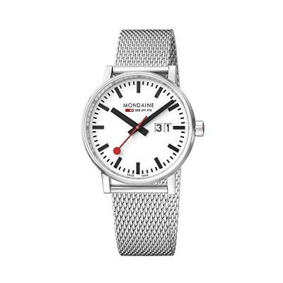 [モンディーン] 腕時計 エヴォ2 ビッグデイト MSE.40210.SM 正規輸入品 シルバー
