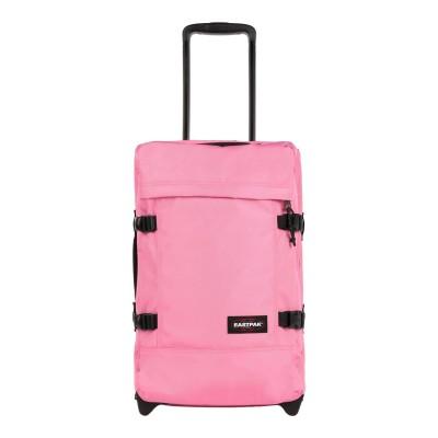 イーストパック EASTPAK キャスター付きバッグ ピンク ポリエステル 100% キャスター付きバッグ