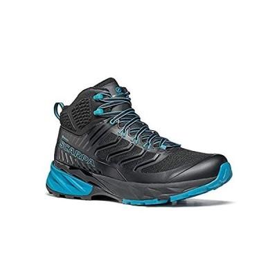 [新品]Scarpa Men's Rush Mid Gtx Hiking Boot - Black/ottanio - 43