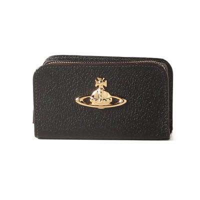 ヴィヴィアン ウェストウッド Vivienne Westwood EXECUTIVE ラウンド マルチケース レディース コスメポーチ 純正化粧箱 ショップバッグ付き 502514107
